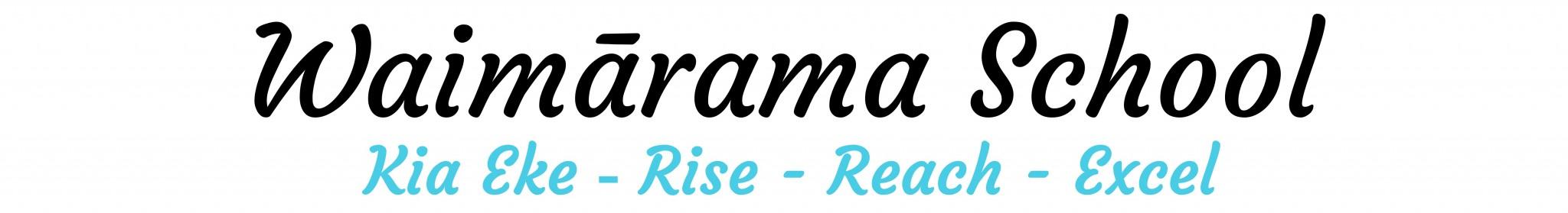 Waimarama School Logo